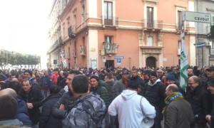 Manifestazione indotto ilva 21 gennaio 2015 - 1
