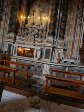 """Αποτέλεσμα εικόνας για Napoli, Chiesa del Gesù Nuovo. reliquie dei santi medici Ciro e Giovanni,"""""""