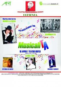 locandina MusicaliTA concerto