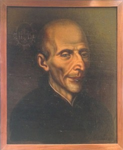 Francesco De Geronimo ignoto pittore napoletano 1716-17