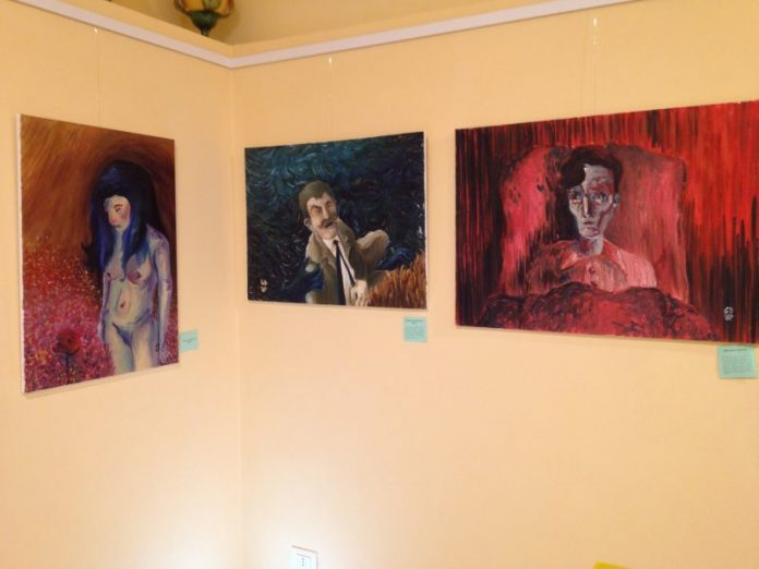 Ex abrupto a grottaglie pittura e idee d improvviso in mostra gir grottaglie in rete - Mostra della porta ...