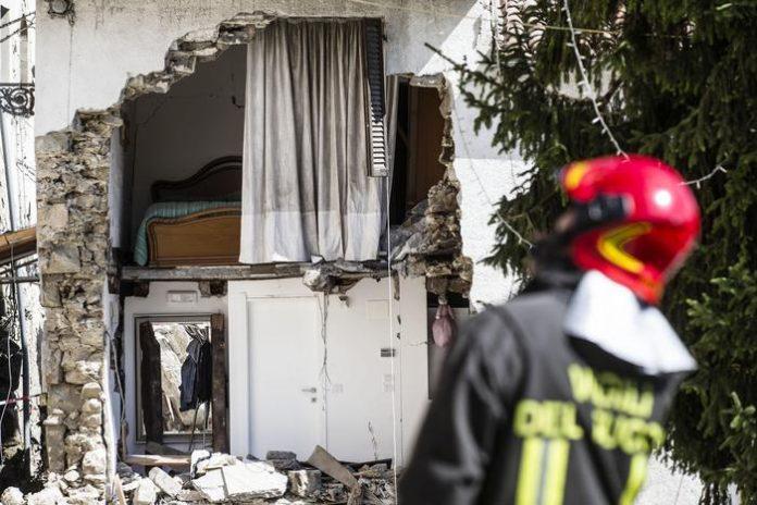 Terremoto del Centro Italia le vittime .