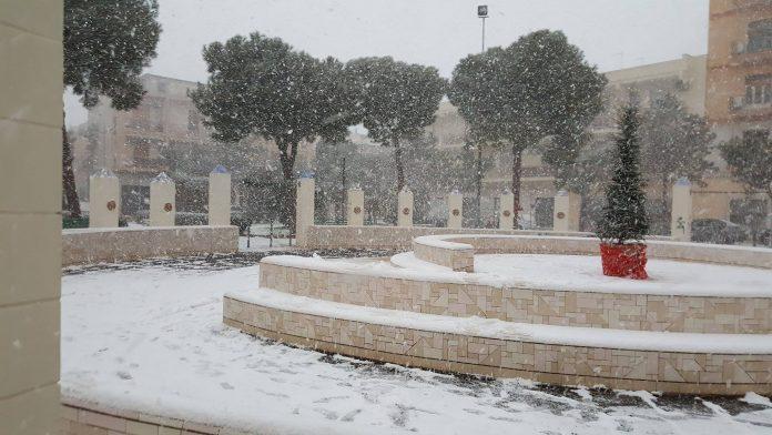 Maltempo, tregua della neve in Puglia, ma restano ancora criticità