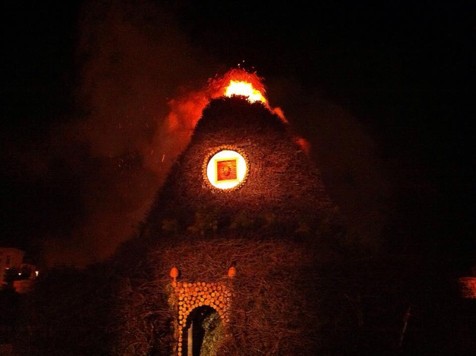 San Ciro 2019: questa sera l'accensione della grande Focra a ...