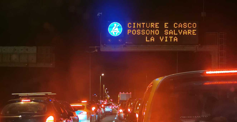 Ultim'ora: incidente ponte Punta Penna. Lunghe file a Taranto - Grottaglie in rete