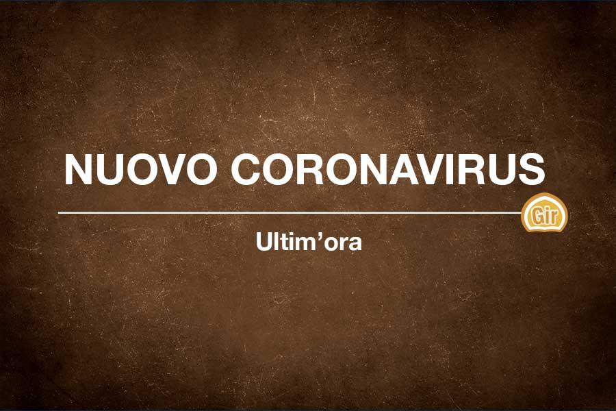 ultimo a il corona virus