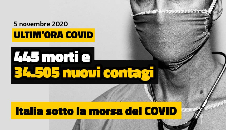 Coronavirus, monito dell'Iss:
