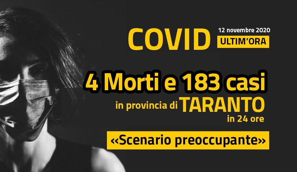 covid-taranto-12-novembre-2