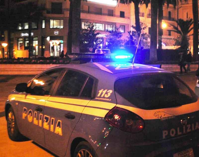 foto social Questura Taranto