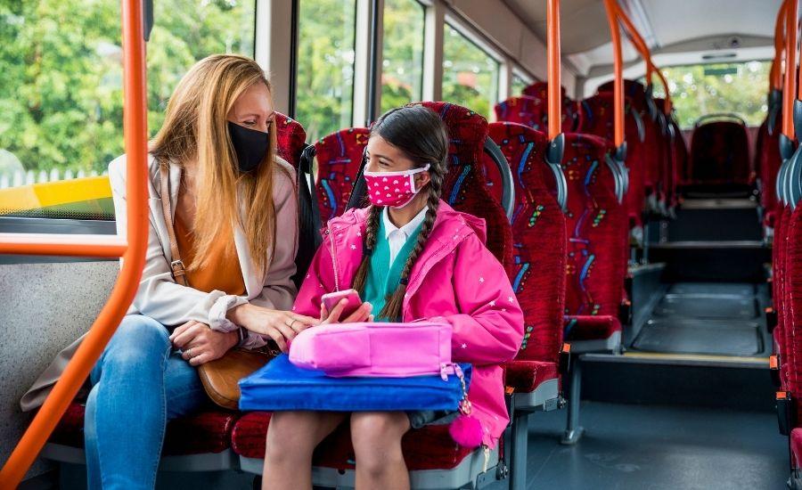 Covid scuole bus autobus