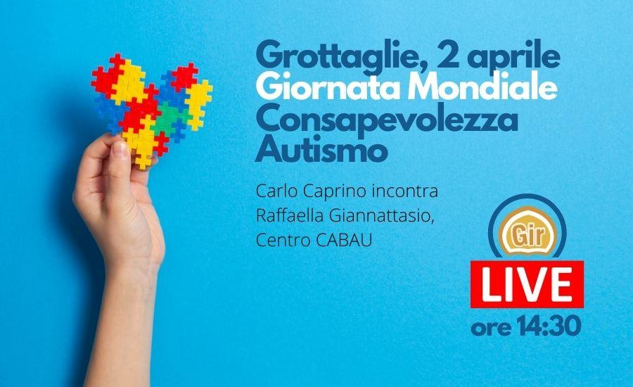 Grottaglie, 2 aprile Giornata Mondiale Consapevolezza Autismo