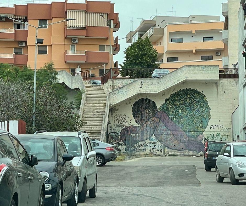 Maria Santoro scalinata via della Quercia 1 (2)