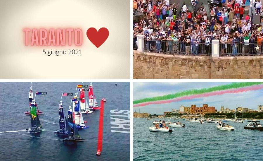Taranto SailGP-2